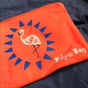Flamingo Bikini Bag